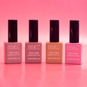 one step revel polish gel