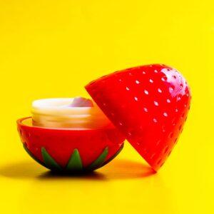 fresa crema hidratante de manos
